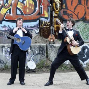 Stuckey and Murray (Piccolo Fringe) @ Theatre 99 | Charleston | South Carolina | United States