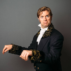 One Man Pride and Prejudice (Piccolo Fringe) @ Theatre 99 | Charleston | South Carolina | United States
