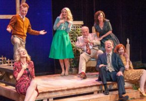 "Impro Theatre's ""Tennessee Williams Unscripted"""