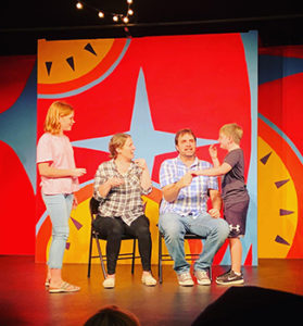 Clean Improv Comedy @ Theatre 99, 280 Meeting Street, Charleston, SC